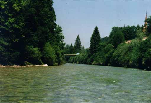 L�tzelfl�h Emme river